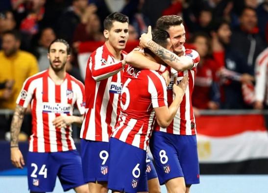 ทีเด็ดฟุตบอล 12 ม.ค 64ฟุตบอลลาลีก้า สเปน 2020/2021 เวลา 03:30 แอตเลติโก้ มาดริด พบ เซบีญ่า