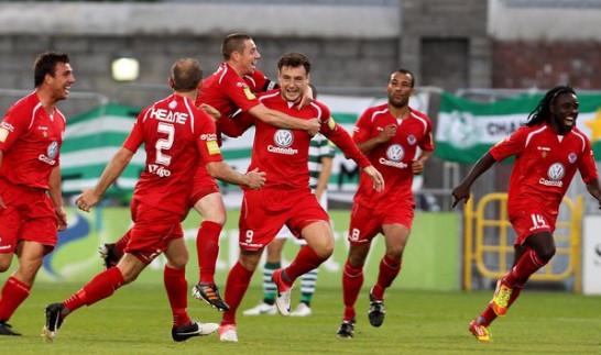 ฟุตบอลไอร์แลนด์ พรีเมียร์ลีก 2020/2021 : ดันดาล์ค พบ สลิเกอร์ โรเวอร์