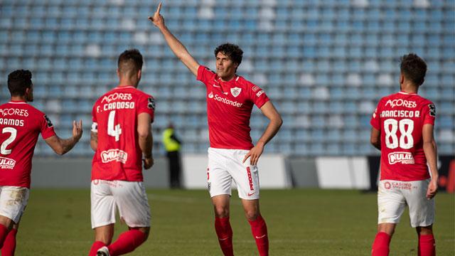 ฟุตบอลโปรตุเกส ซุปเปอร์ 2020/2021 : ฟามาลิเคา พบ ซานตาคลาร่า