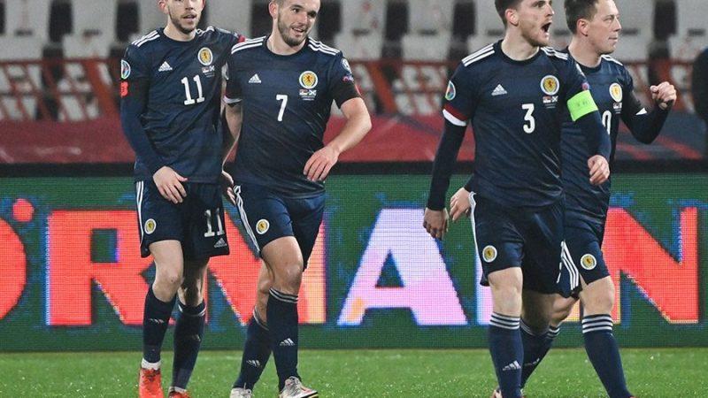 ฟุตบอลนัดกระชับมิตรทีมชาติ กับ 2 คู่เด็ด อยู่เดนมาร์ก วางสกอตแลนด์