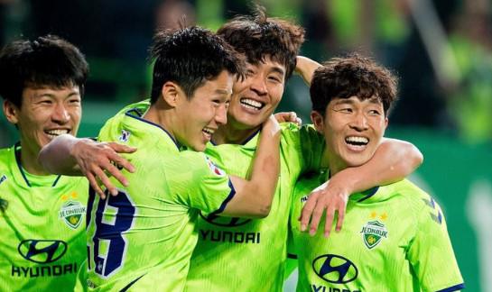 ฟุตบอลโคเรียลีก 2020/2021 ซองนัม เอฟซี พบ ชุนบุกฮุนไดมอเตอร์
