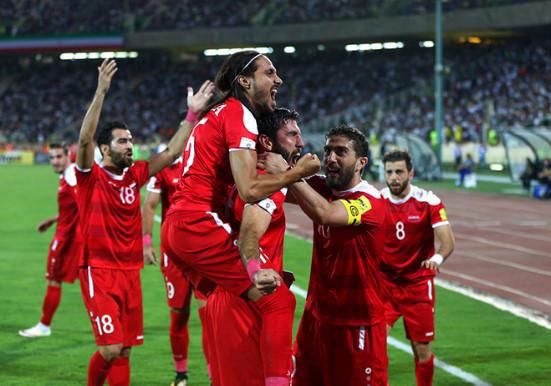 ฟุตบอลโลก 2022 โซนเอเชีย  รอบคัดเลือก: กวม พบ ซีเรีย