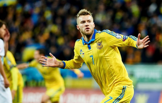 ฟุตบอลกระชับมิตรทีมชาติ ยูเครน พบ ไซปรัส