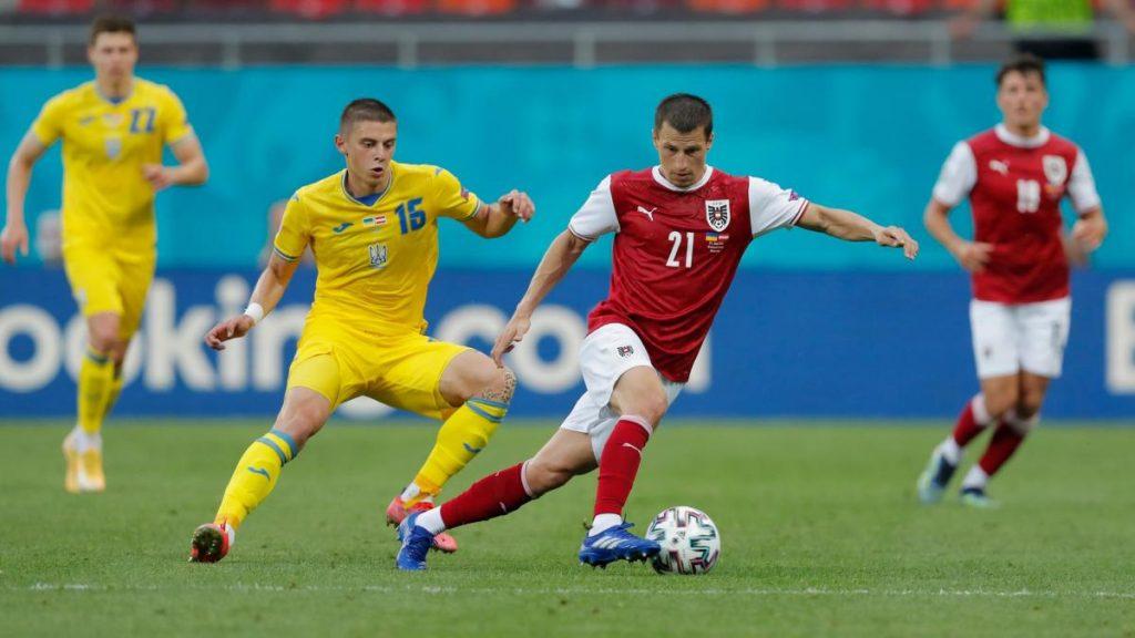ยูเครน พบ ออสเตรีย กับการแข่งขัน ฟุตบอลยูโร 2020 คู่สุดเด็ด