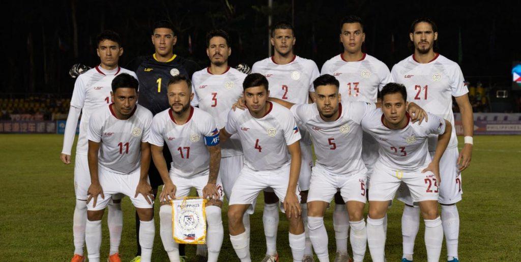 ฟุตบอลโลก 2022 โซนเอเชีย รอบคัดเลือก : จีน พบ ฟิลิปปินส์