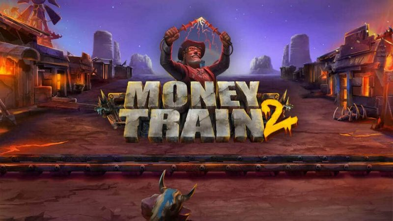 Money Train 2 เกมสล็อตยอดนิยม รถไฟให้เงิน ภาพสีเสียงสวยงามน่าเล่น