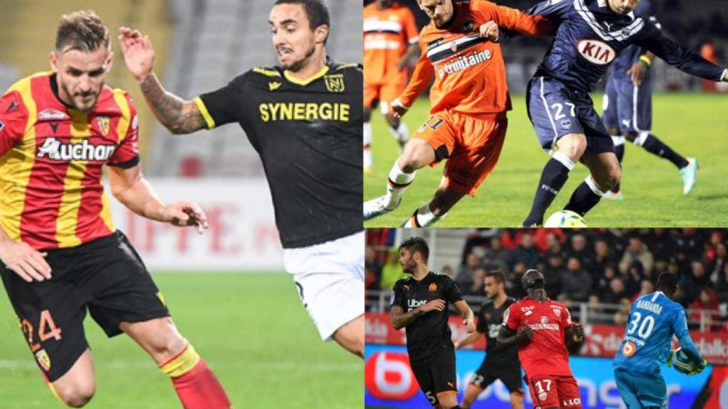 ฟุตบอล ลีกเอิง ฝรั่งเศส 2020/2021 3 คู่ ประจำวันเสาร์ ที่ 9 มกราคม 2564