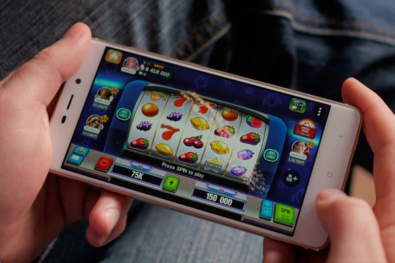 สล็อตออนไลน์ บนมือถือ เป็นเกมที่ผ่อนคลาย เล่นง่าย เล่นสนุก